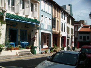 Club Street, Singapura