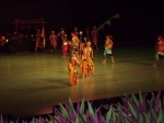 The Ramayana is performed regularly in Prambanan, an ancient Hindu temple in the city.