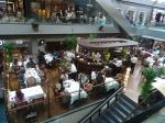 Bagian dalam Marina Bay Sands.