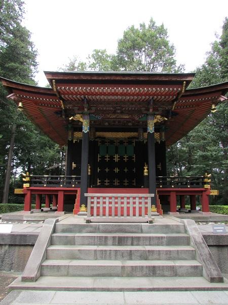 Mausoleum Jisho-in (Otama-ya), dibangun oleh putri Chiyo untuk ibunya, Ofuri-no-kata, istri shogun ketiga, Iemitsu Tokugawa.